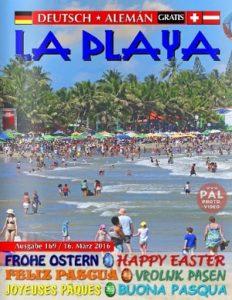 Revista LA PLAYA Dominikanische Republik Akstinat Deutsch Aleman Presse Medien Südamerika Lateinamerika